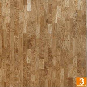 Паркетная доска Focus Floor Дуб libeccio high gloss 188х2266
