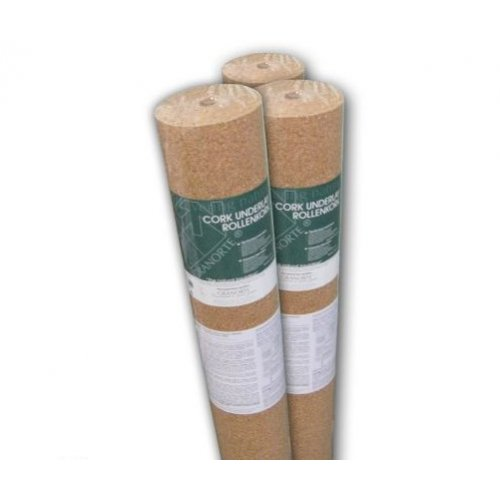 Пробковая подложка StartFloor Cork 3,00 мм (15х1м)